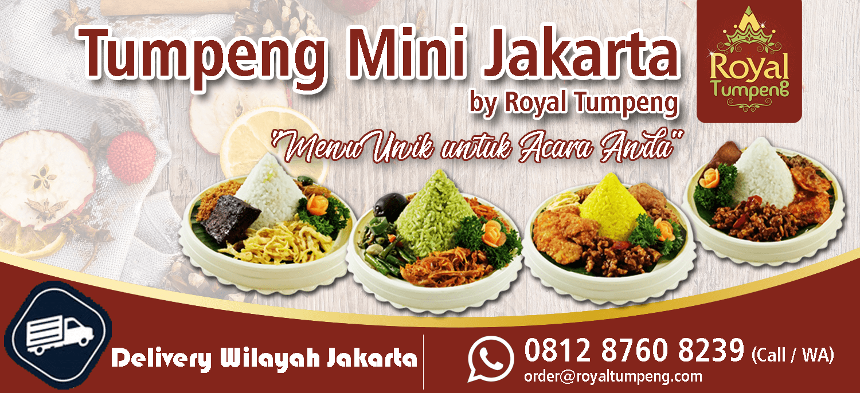 Tumpeng Mini Jakarta