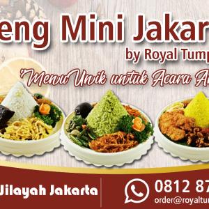 Tumpeng Mini Jakarta Utara