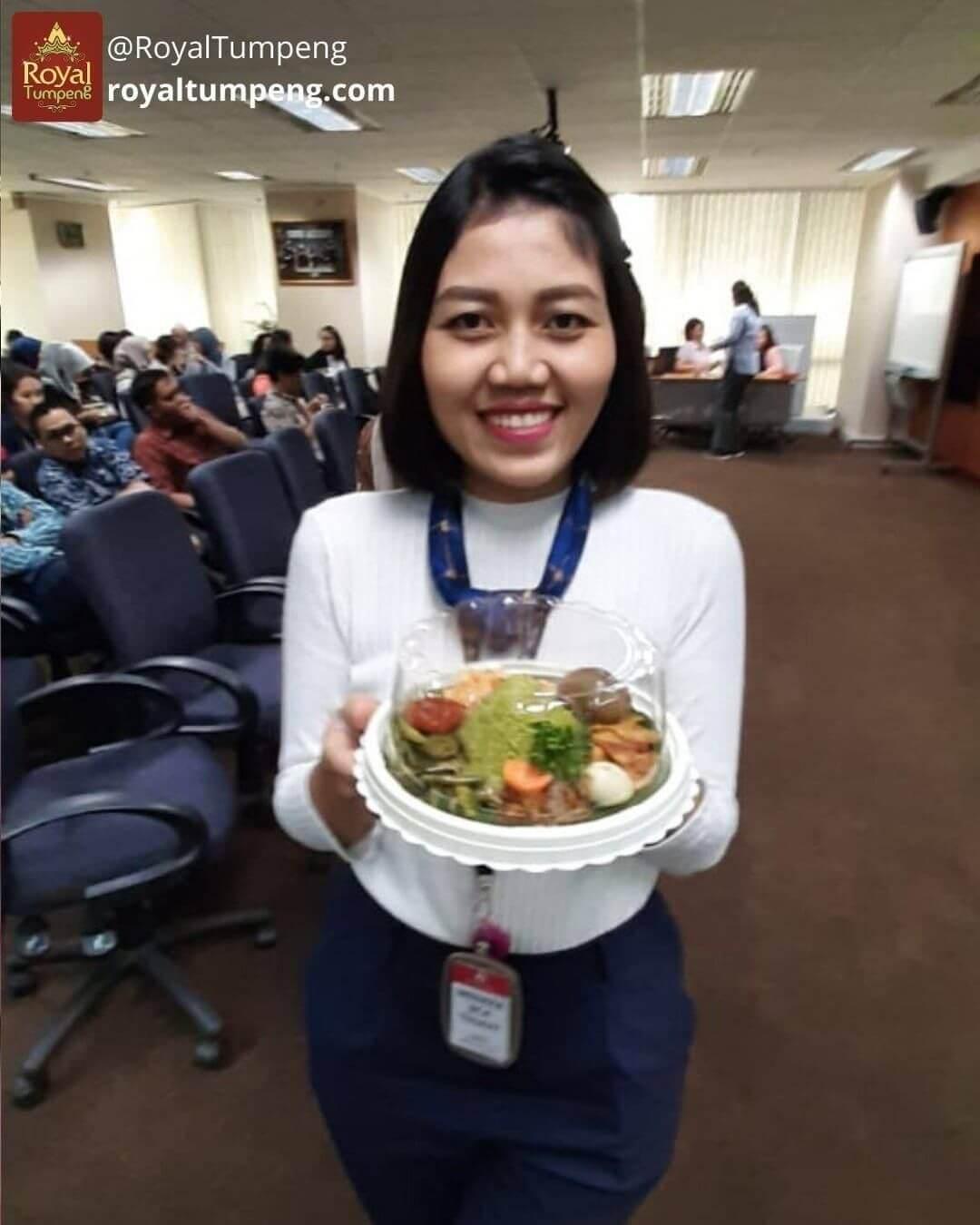 Tumpeng Mini Enak di Jakarta